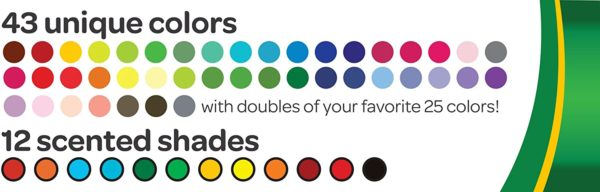 Image of color shades